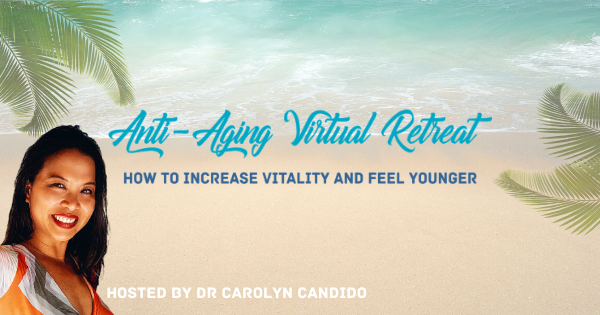 Anti-aging virtual retreat replay